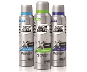 Free Right Guard Xtreme Dry Spray with Mail-In Rebate