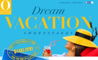 Oprah $100,000 Dream Vacation Giveaway